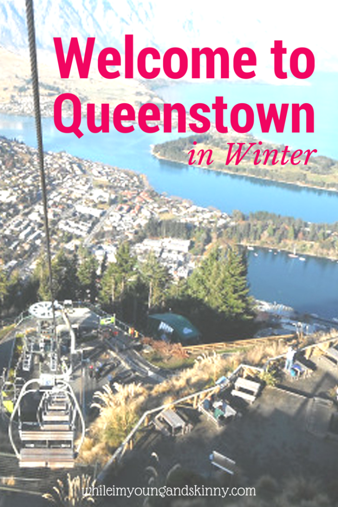 Welcome to Queenstown