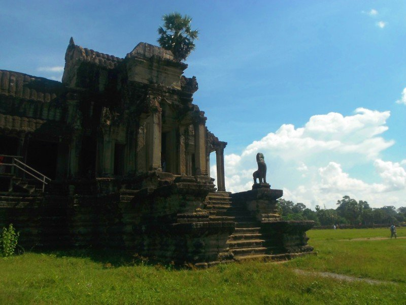 The best way to see angkor wat