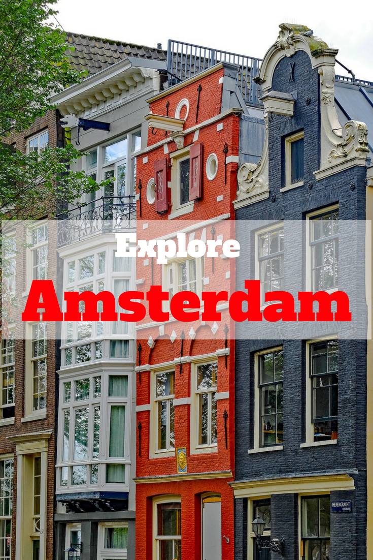 Explore Amsterdam in two days: a complete itinerary for a culture filled weekend in Amsterdam that will please every type of traveller