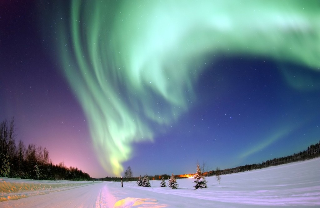 Northern Lights dream experience
