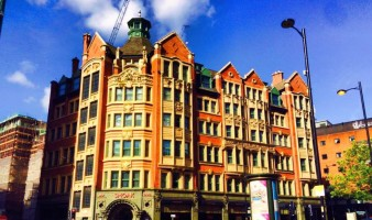 romantic hotels in manchester