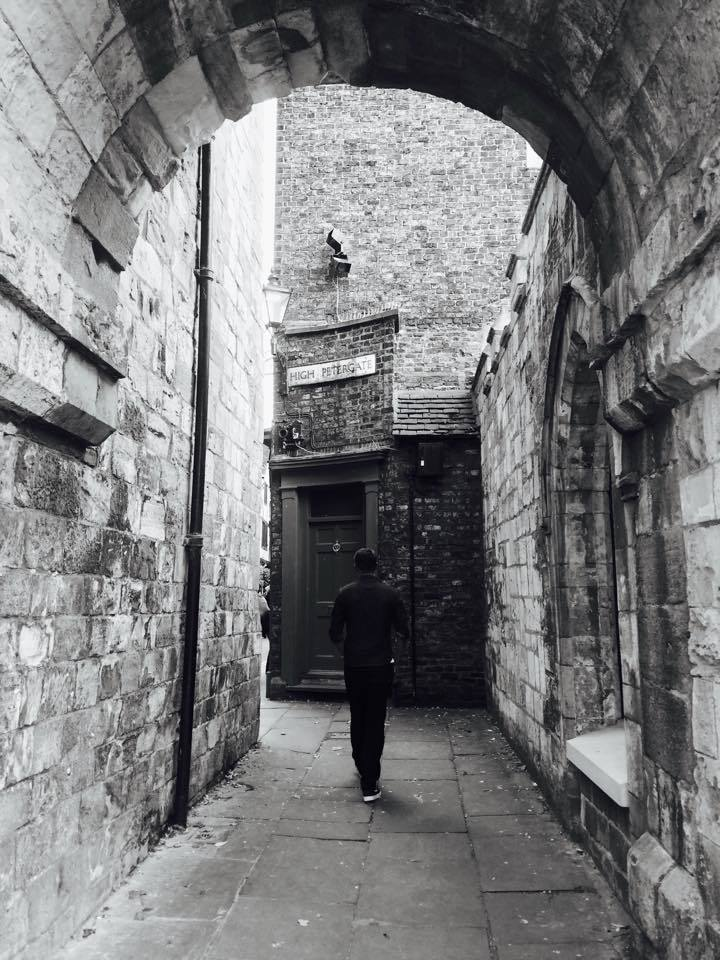 York alleyways