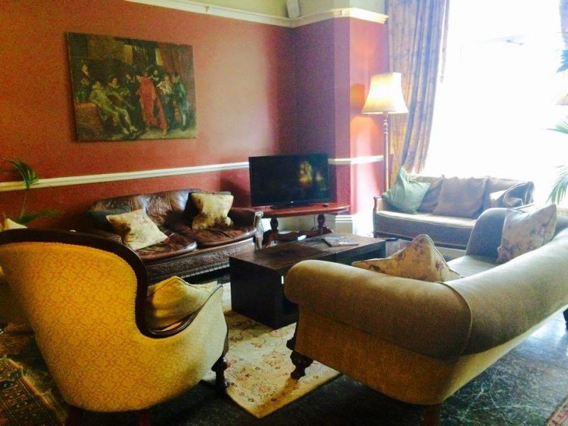 Marmadukes York sitting room