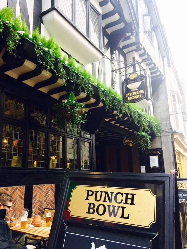 Punch Bowl York