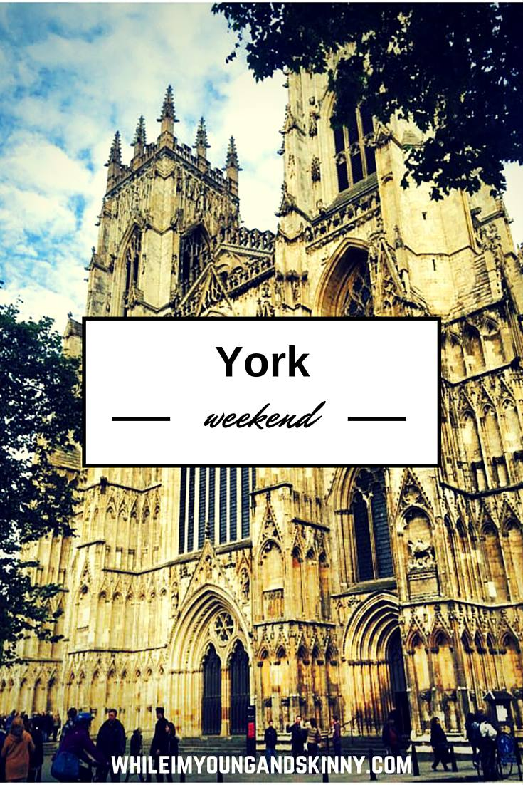 York weekend guide