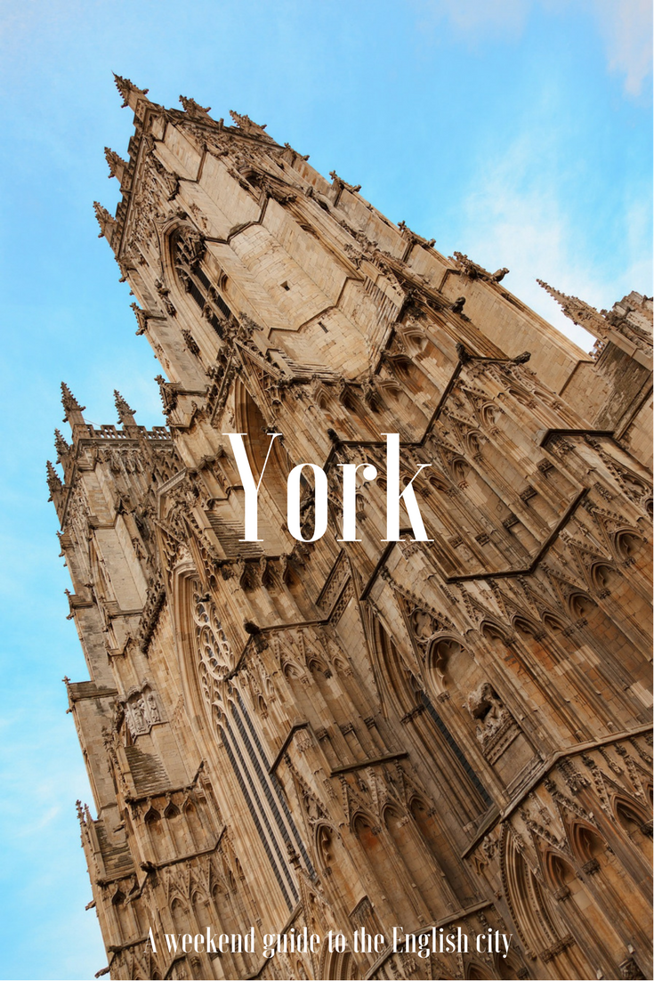 Weekend in York - what to do