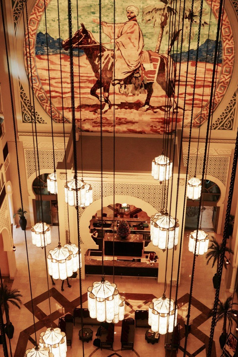 dubai hotel lobbies