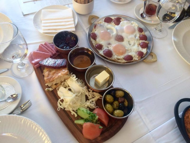 Best Turkish breakfast in Dubai