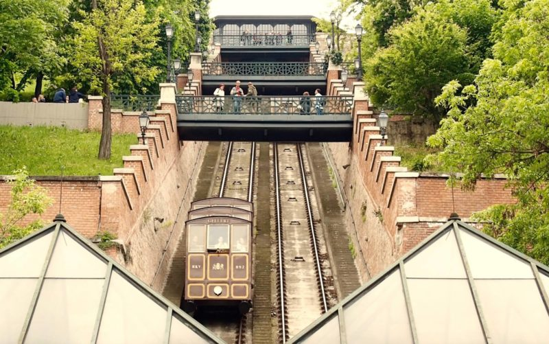 castle hill funicular budapest