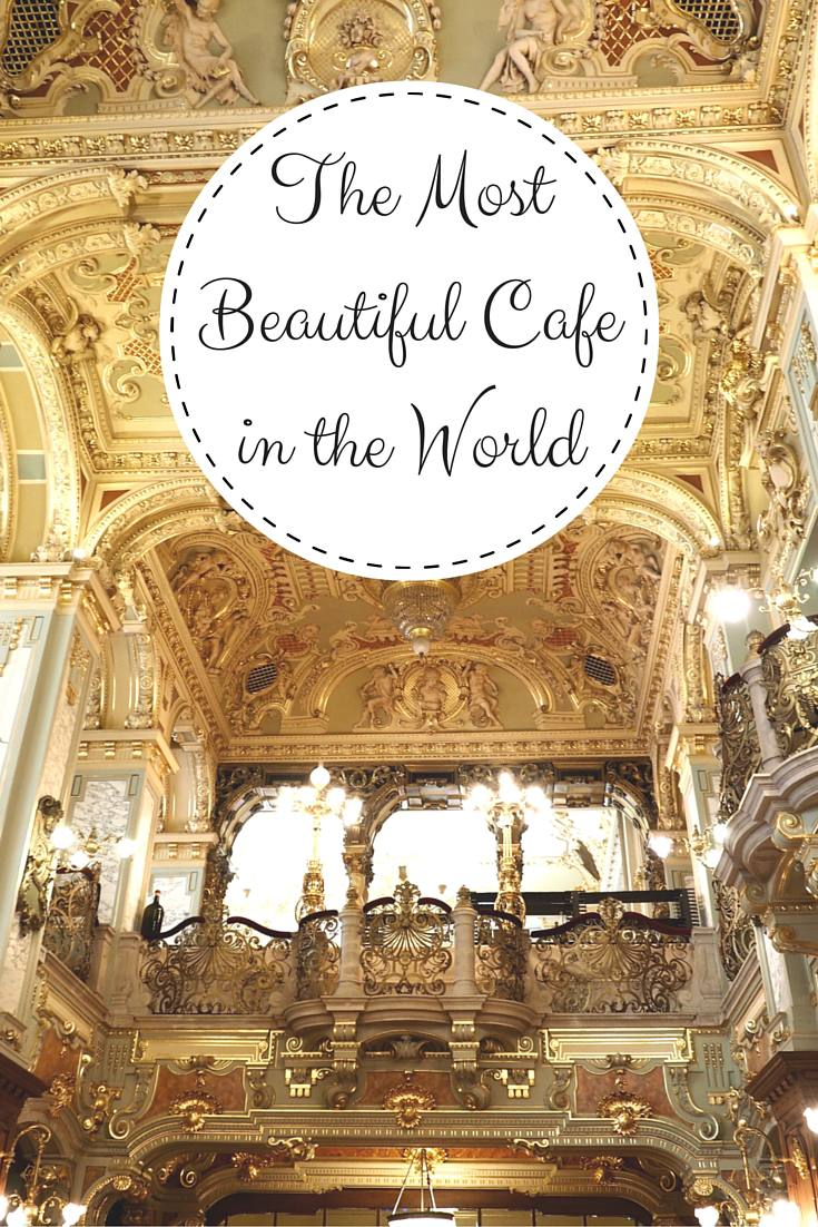 The most beautiful cafe in the world