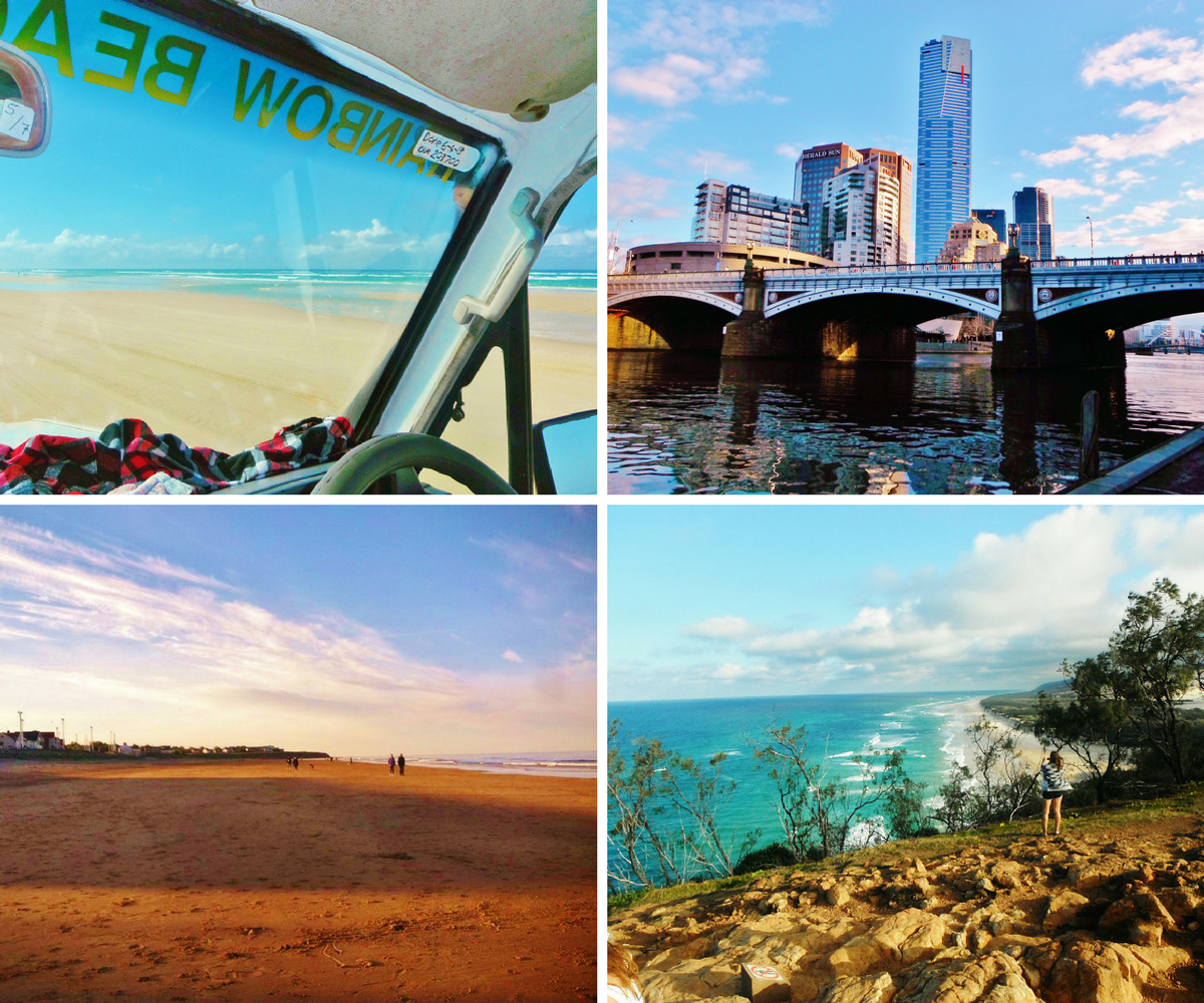 Best stops on an East Coast Australia road trip
