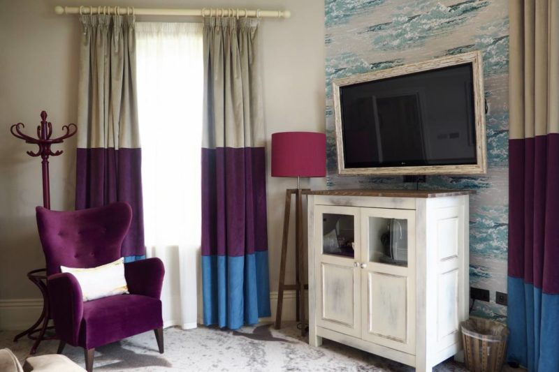 Seaham Hall Hotel room review