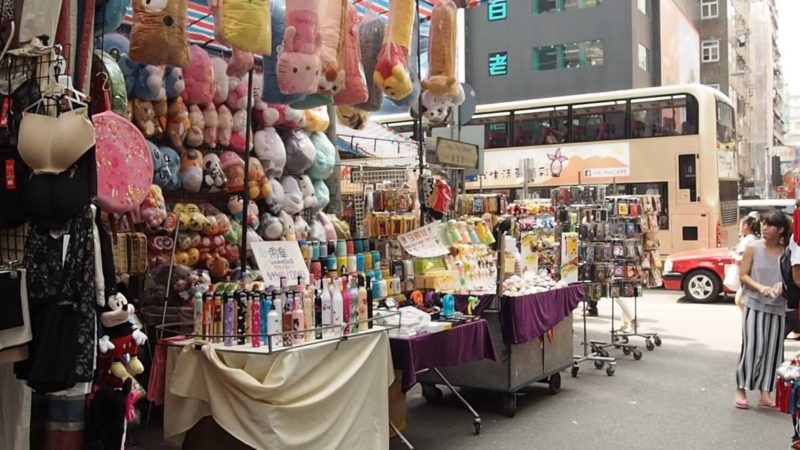 markets in kowloon