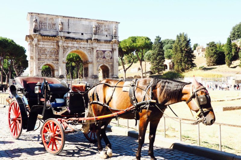 Rome 2 day itinerary