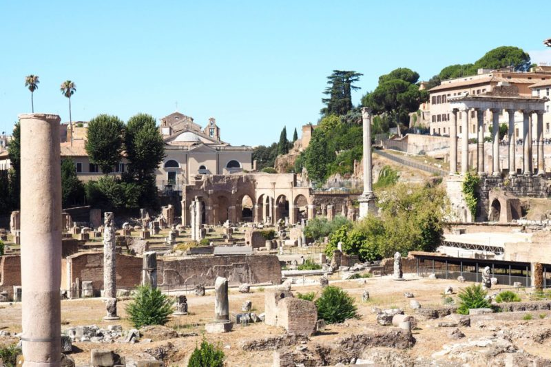 Rome two day itinerary