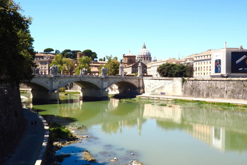 Rome and Vatican City in two days