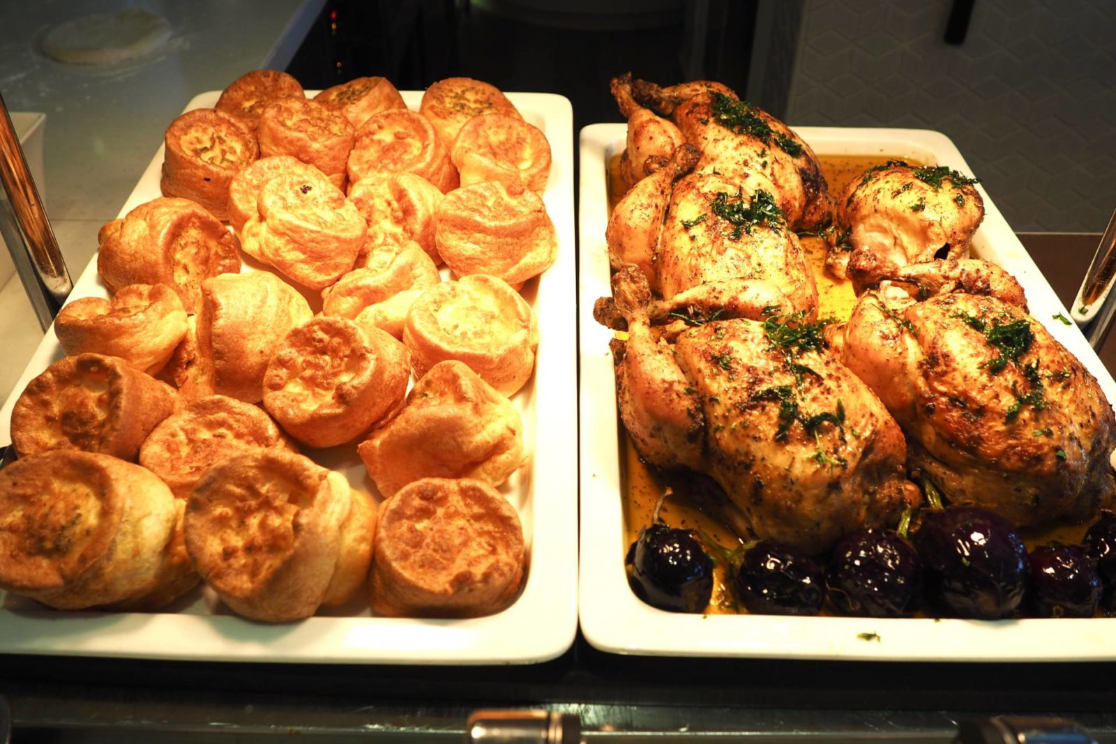 Carvery Brunch at Brasserie 2.0 Le Royal Meridien Review