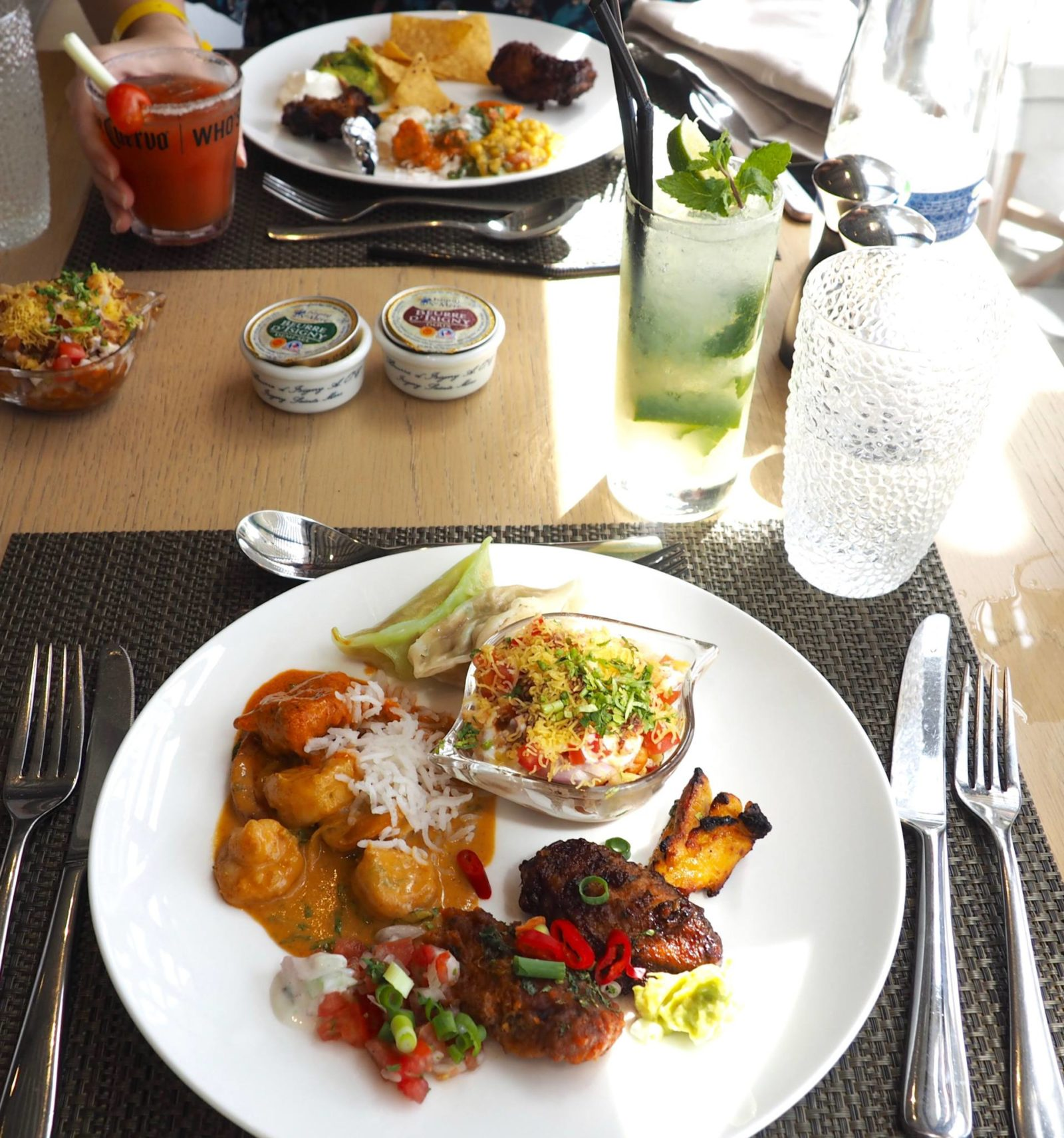 Mexican Brunch at Brasserie 2.0 Le Royal Meridien Review