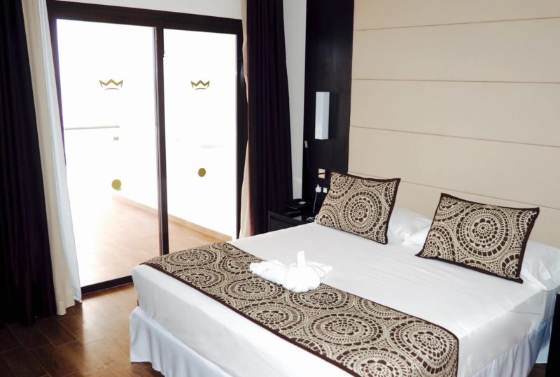 RIU Sri Lanka hotel review - sea view suite