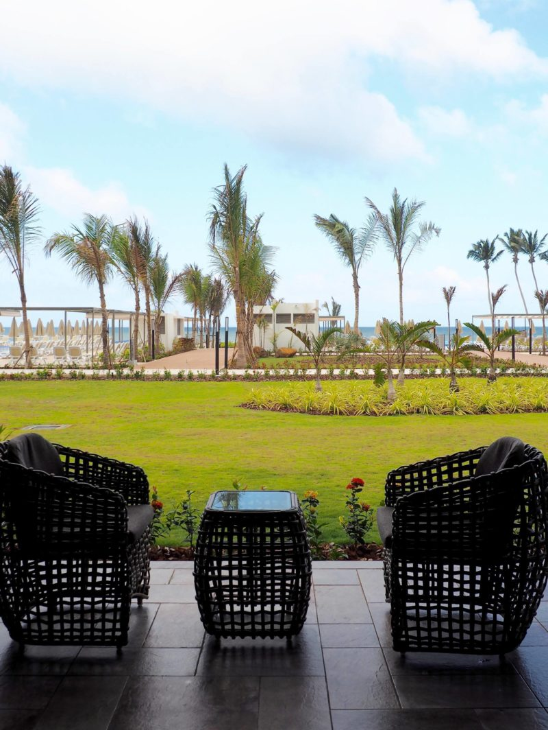 RIU hotel Sri Lanka review - hotel grounds