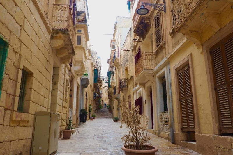 One day in Malta things to do: walk the three cities