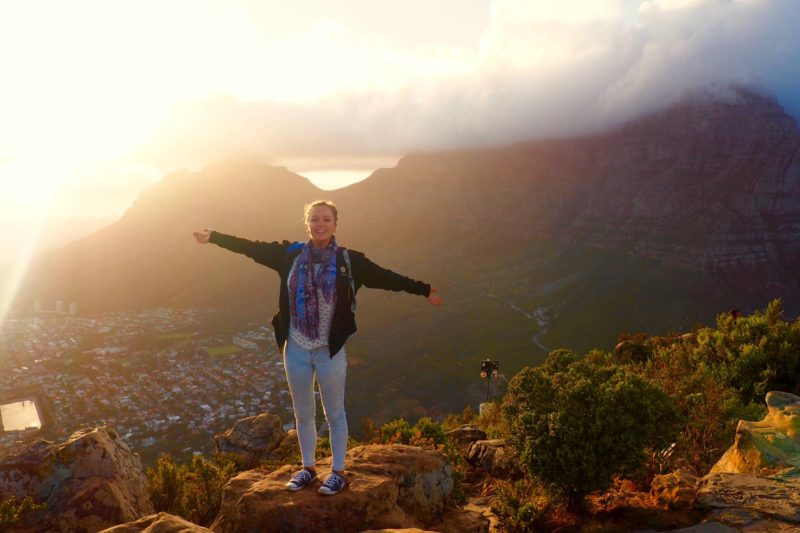 Three days in Cape Town: hiking Lion's head sunrise
