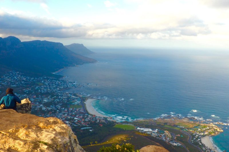 three days in Cape Town: hike lion's head