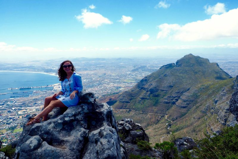 Cape Town in three days: table mountain