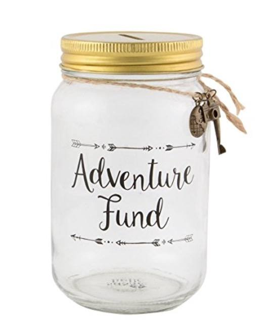 Travel fund gift ideas