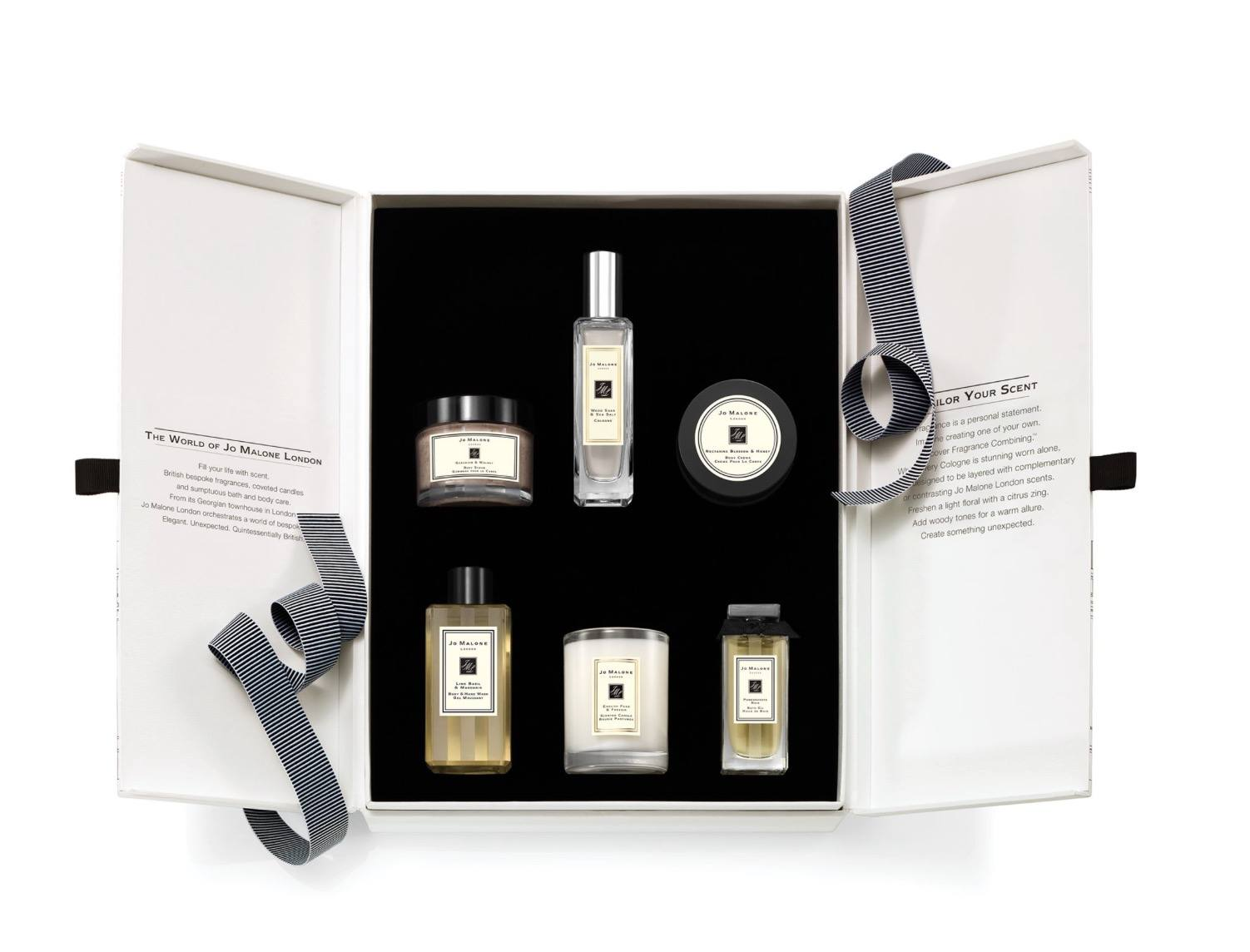 Luxury gift sets for girls who travel