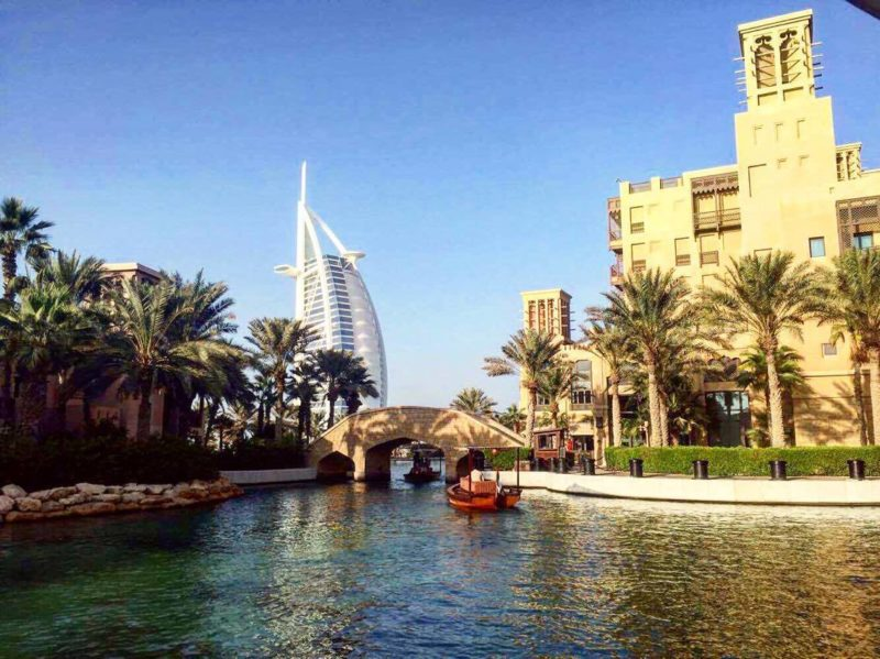 Madinat staycation