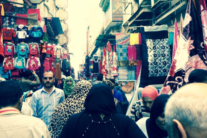 Safety for women travellers in Cairo