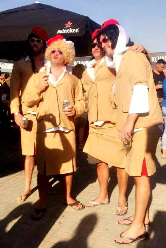 male emirates cabin crew fancy dress