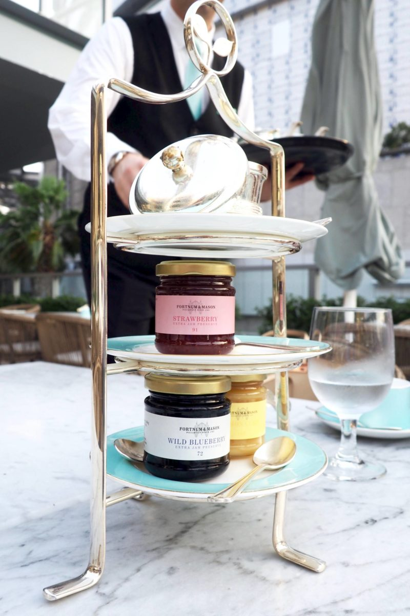 Afternoon Tea at Fortnum & Mason Dubai