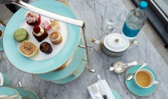 Afternoon Tea at Fortnum & Masons Duba