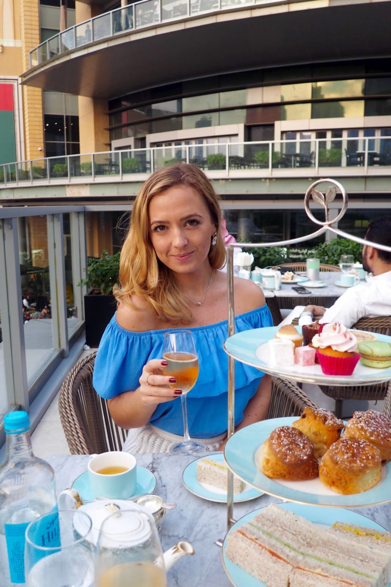 Fortnum & Mason Dubai Afternoon Tea