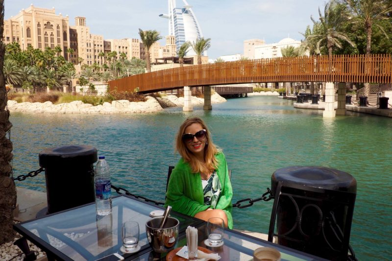 Breakfast at McGettigans, Souk Madinat Jumeirah