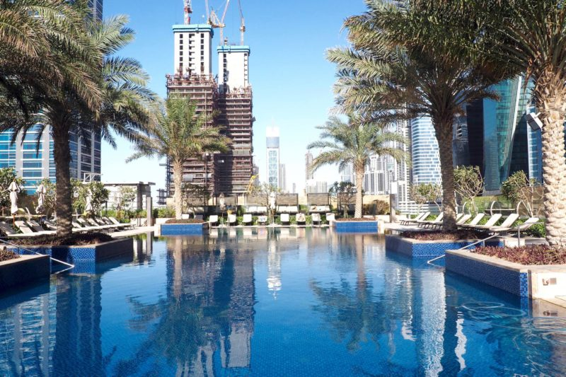 JW Marriott Marquis Dubai Hotel review