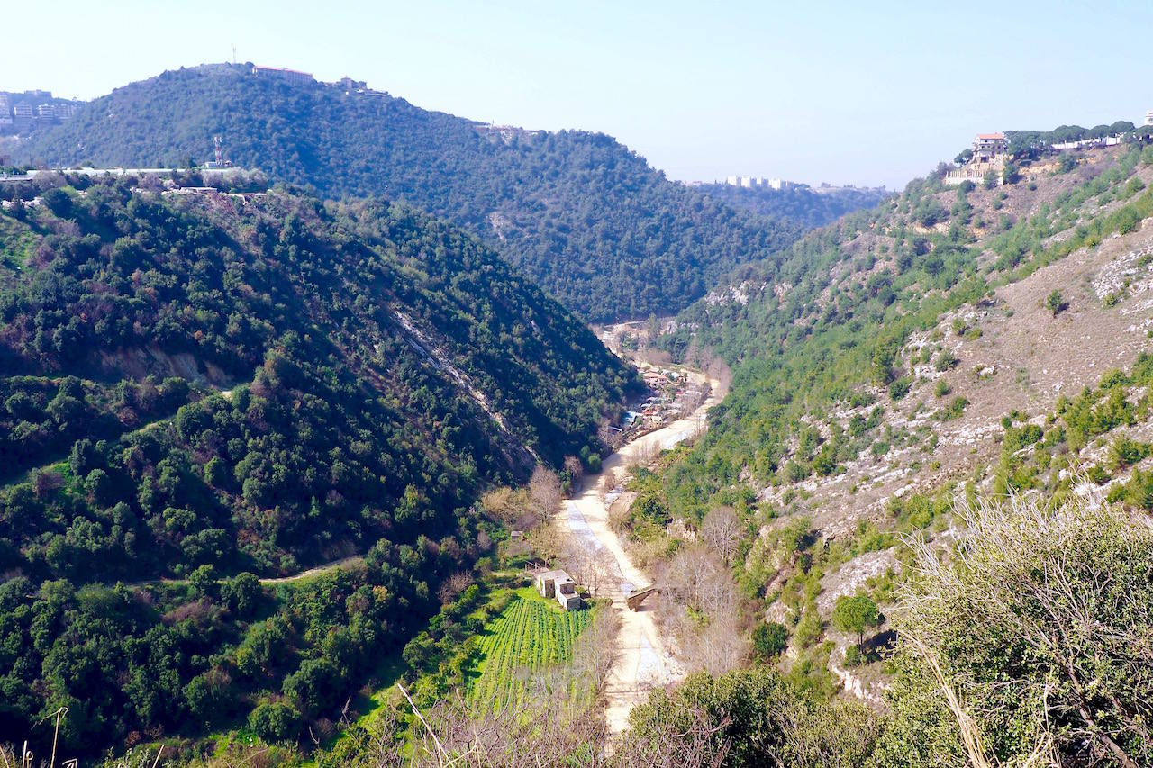 "NAHR AL-KALB ""THE DOG'S RIVER"""