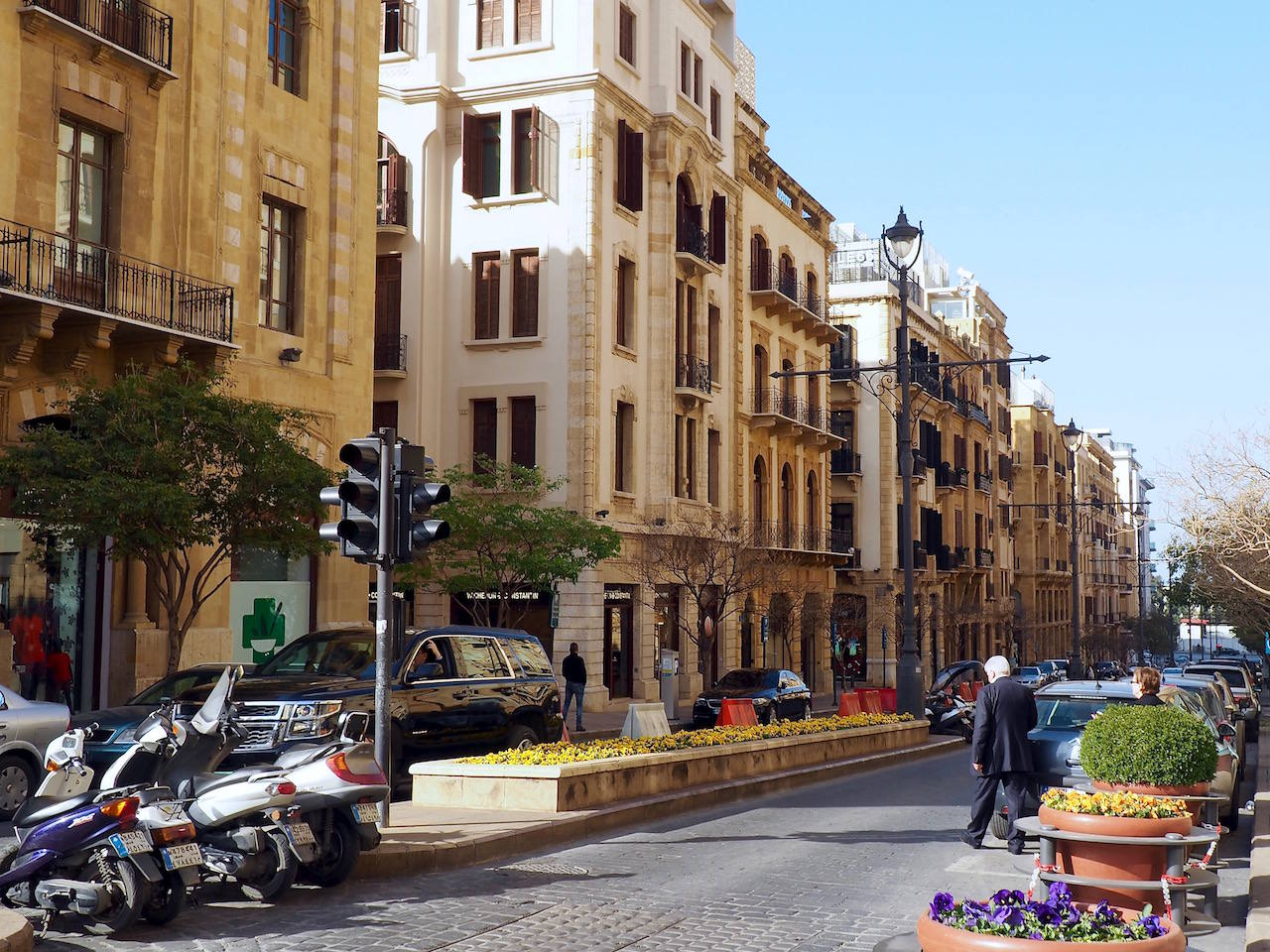 Two days in Lebanon: Beirut city centre