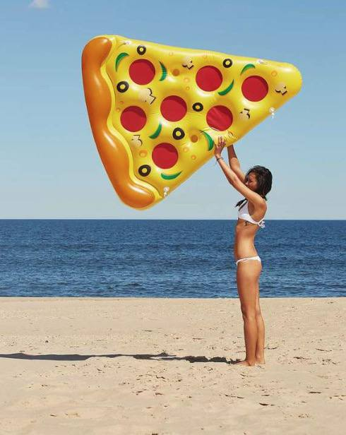 best pizza inflatable