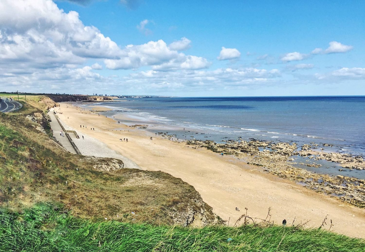 North East beaches