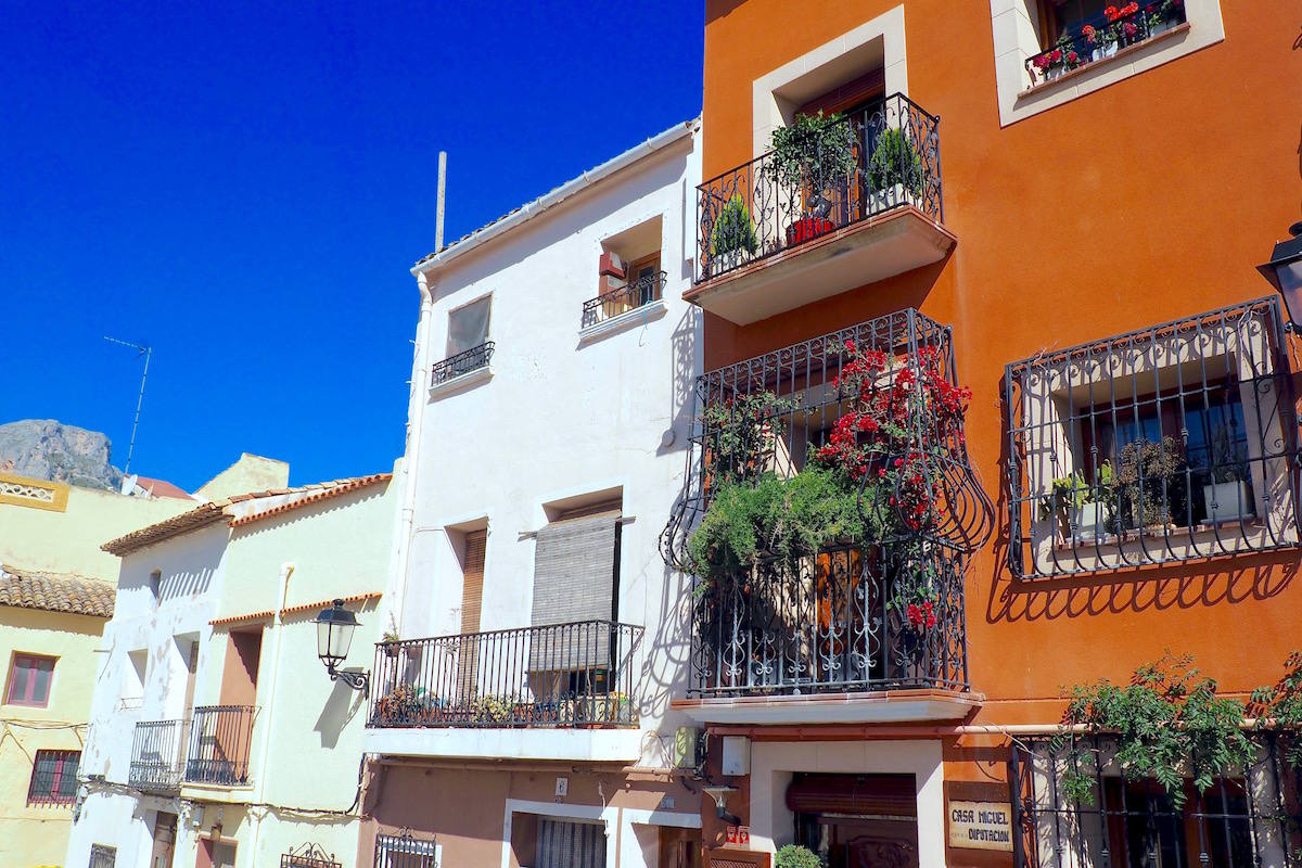 Authentic Spanish villages near Benidorm: Polop