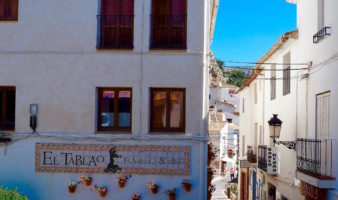 Spanish cultural villages near Benidorm: Guadalest