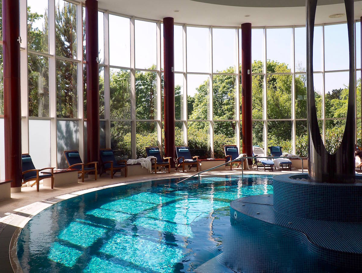 Seaham Hall Serenity Spa review