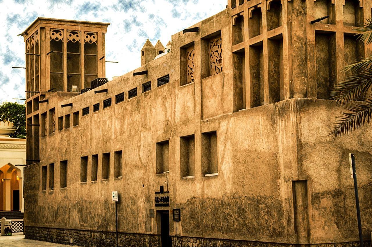 bastakhia: cultural places in Dubai