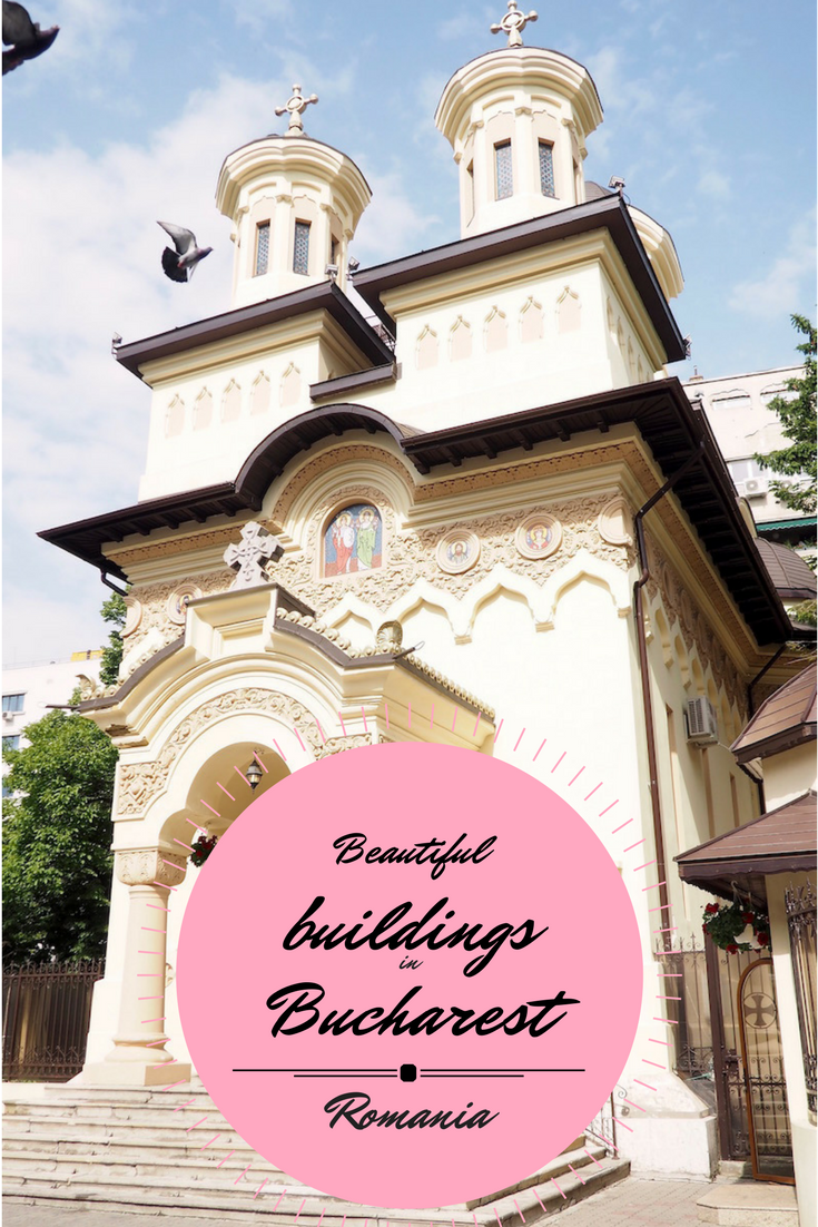 Bucharest's most beautiful buildings