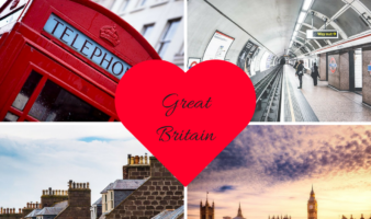 Love letter to Great Britain