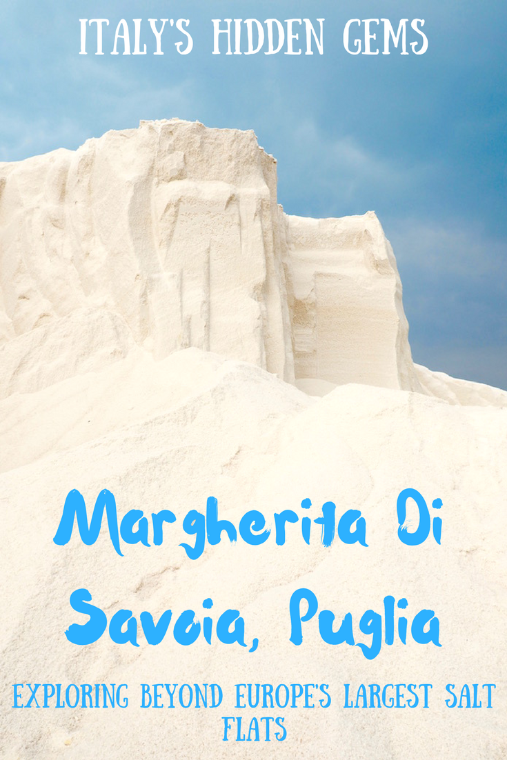 Italy's hidden gems: Margherita Di Savoia travel guide.