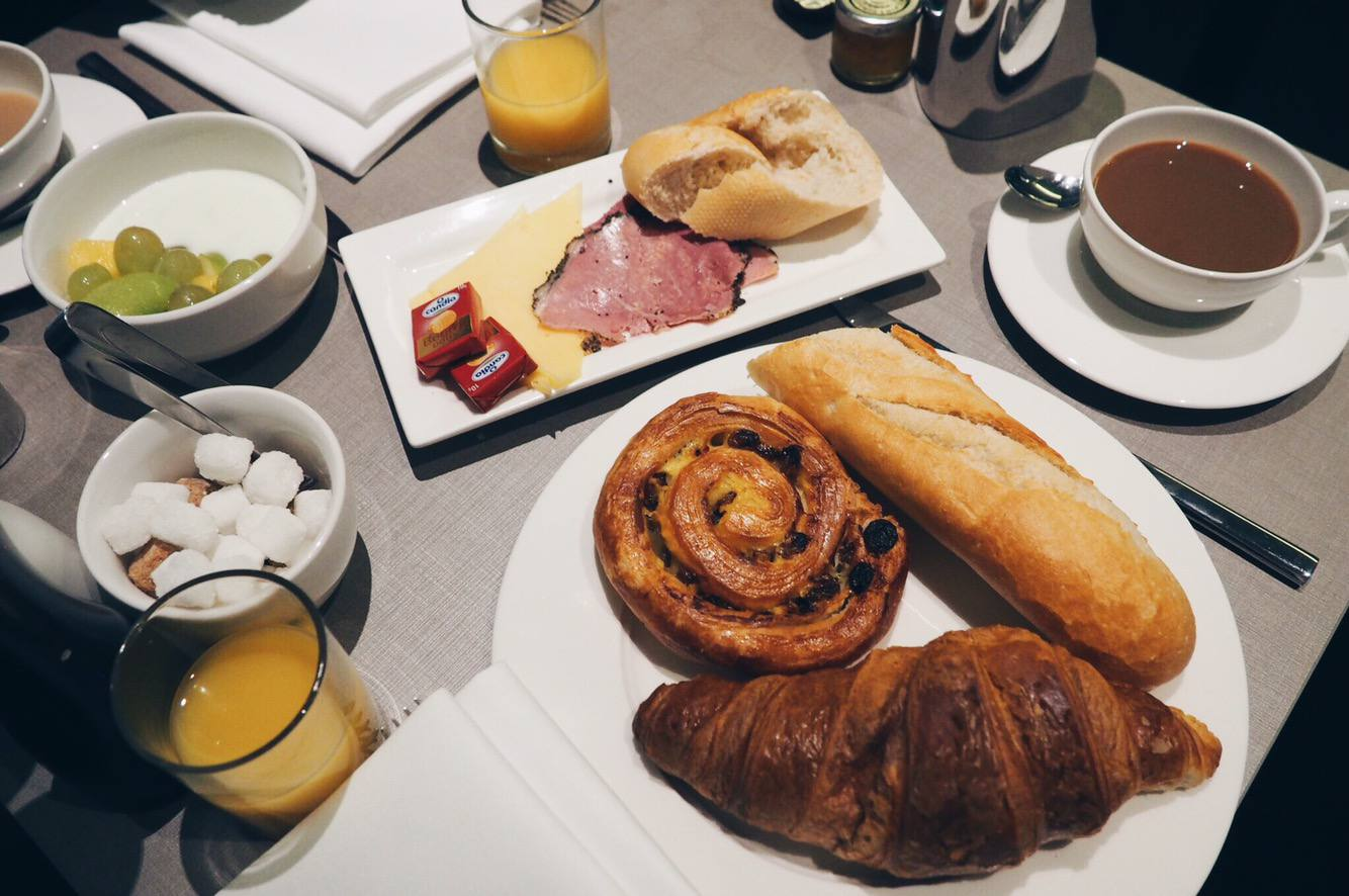 La Suite West London breakfast review